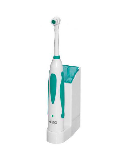 Billede af AEG Elektrisk Tandbørste Inkl. 4 Børstehoveder
