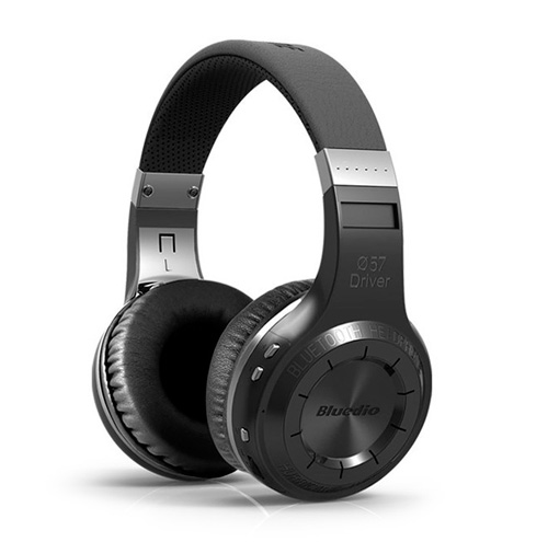 Billede af Bluedio BT Turbine Høretelefoner - Sort