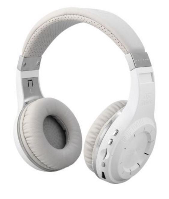 Billede af Bluedio BT Turbine Høretelefoner - Hvid