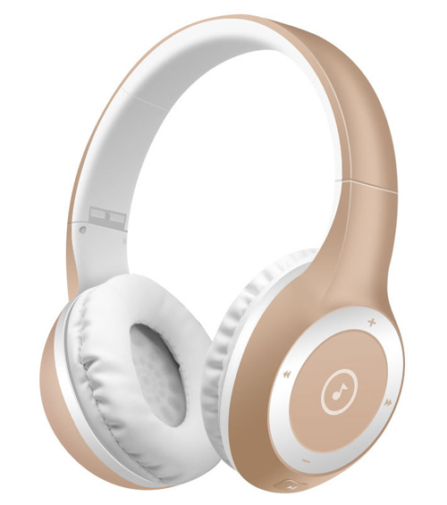 Billede af Bluetooth Høretelefoner - Guld
