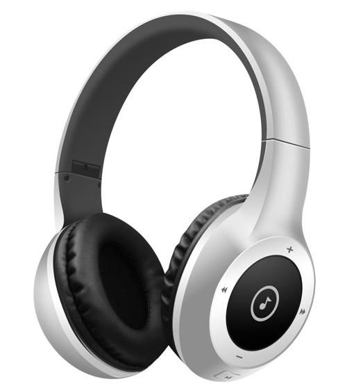 Billede af Bluetooth Høretelefoner - Sølv