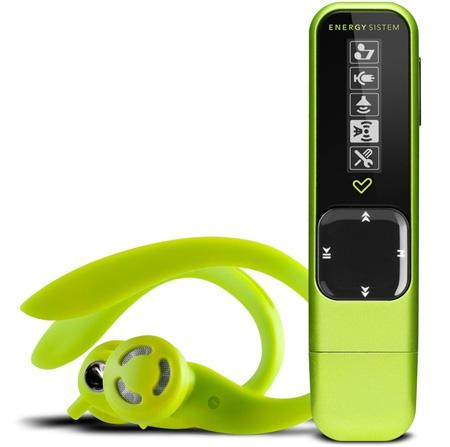 Billede af Energy Sistem Active 2 MP3-Afspiller & Høretelefoner