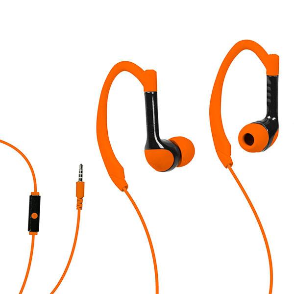 Billede af GoFit Løbehøretelefoner - Orange