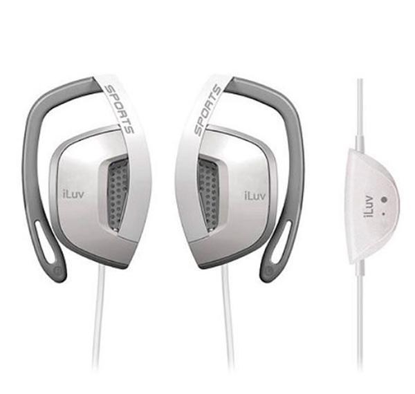 Billede af iLuv Active Sport Høretelefoner - Hvid
