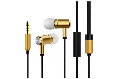 Billede af X-One Gold Høretelefoner