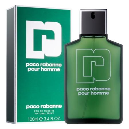 Billede af Paco Rabanne Pour Homme Eau de Toilette 100ml