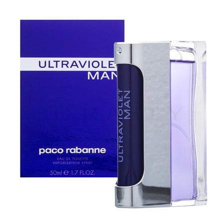 Billede af Paco Rabanne Ultraviolet Man Eau De Toilette 50ml