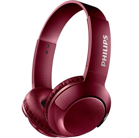 Billede af Philips BASS+ SHB3075 Bluetooth Høretelefoner