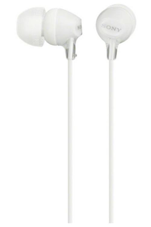 Billede af Sony MDR-EX15LP Høretelefoner - Hvid