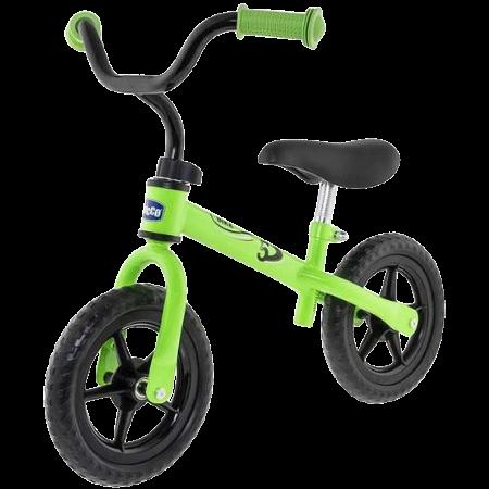 Billede af Chicco Green Rocket Løbecykel