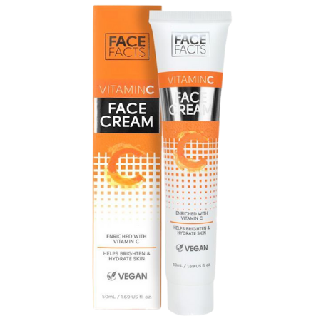 Face Facts Vitamin C Ansigtscreme - 50 ml