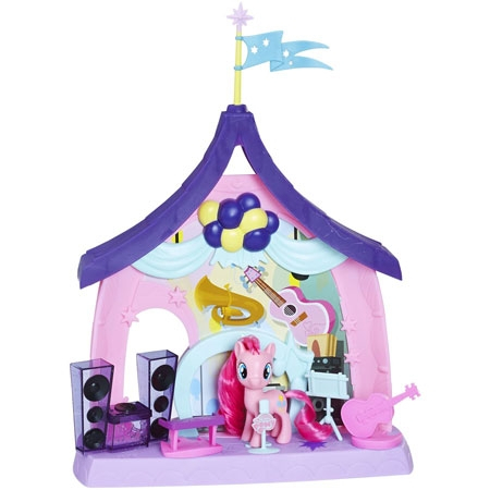 My Little Pony Pinky Pie Magical Classroom