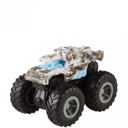 Hot Wheels Monster Trucks Bash-Ups - Invader