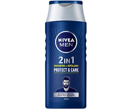 Nivea 2in1 Protect & Care Shampoo 250ml
