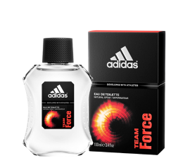 Adidas Team Force - Eau de Toilette 100 ml