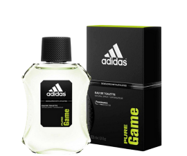 Adidas Pure Game - Eau de Toilette 100 ml