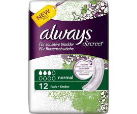 Always Discreet Normal - 12 stk