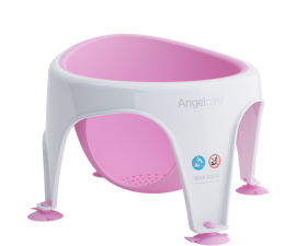 Angelcare Soft Touch Badestol - Pink