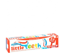 Aquafresh Little Teeth 3-5 år Tandpasta - 50ml