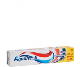 Aquafresh Triple Protection Tandpasta - 125ml