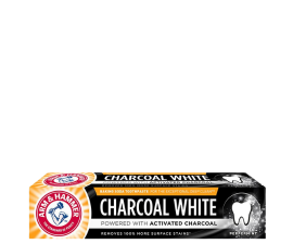 Arm & Hammer Charcoal White Tandpasta - 75 ml