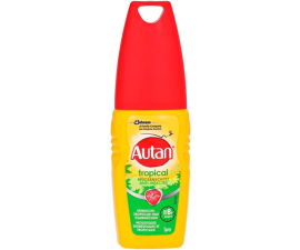 Autan Tropical Myggespray - 100ML