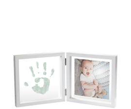 Baby Art My Baby Style Transparent Paint Ramme & Aftryk