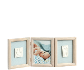 Baby Art My Baby Touch Double Stormy Ramme & Aftryk