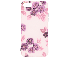 BasicPlus iPhone 7/8 Cover - Pink
