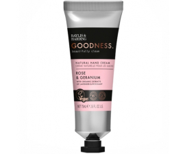 Baylis & Harding Goodness Rose Håndcreme -75ml