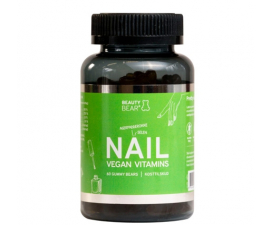 Beauty Bear Nail Vitamins - 60 stk.