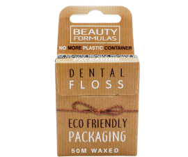 Beauty Formulas Eco Friendly Tandtråd - 50 meter