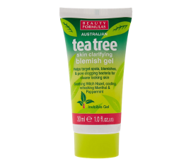 Beauty Formulas Tea Tree Skin Clarifying Blemish Gel - 30 ml