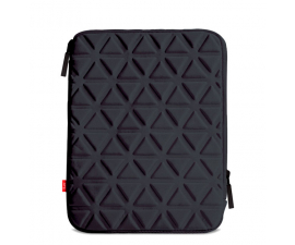 iLuv Belgique Foam-Padded Sleeve iPad Mini - Sort