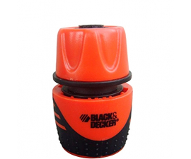 Black & Decker Kobling med Vandstop - 13-19mm