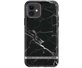 Richmond & Finch Black Marble Mobil Cover -  iPhone 11