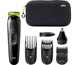 Braun MGK3921 All-In-One Trimmer - 7 dele