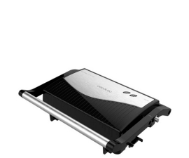 Cecotec Rock'nGrill 750 Full Open Elektrisk Grill - 750W
