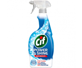 Cif Power & Shine Bathroom Spray - 700ml