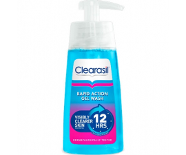 Clearasil Rapid Action Gel Wash - 150ml