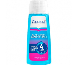 Clearasil Rapid Action Clearing Toner - 200ml