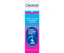 Clearasil Rapid Action Treatment Cream - 25ml
