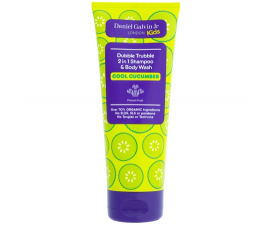 Daniel Galvin Jr Cool Cucumber Shampoo - 200ml