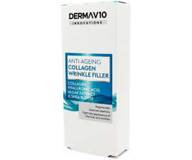 Derma V10 Anti-Ageing Wrinkle Filler - 15ml