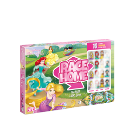 Disney Princess Race Home Spil