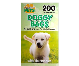 All About Pets Hundeposer - 200 stk.