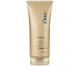 Dove DermaSpa Summer Selvbruner - Fair/Medium