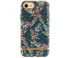 Richmond & Finch Emerald Blossom Mobil Cover - iPhone 6/7/8