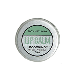 Ecooking Læbepomade - Mint