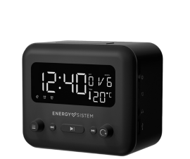 Energy Sistem Clock Speaker 2 Trådløs Bluetooth Radio & Vækkeur